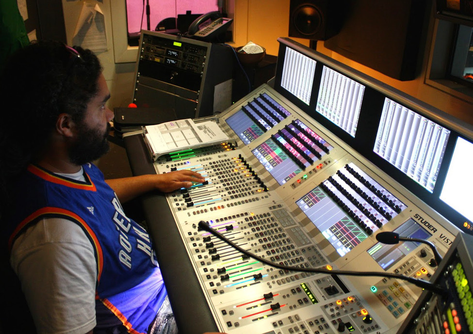 Māori Television Invest in Studer